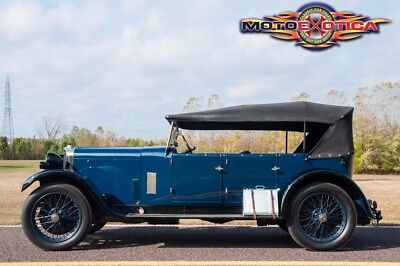 1929 Other Makes G80 Talbot Type AG 14/45 Five-seat Tourer 1929 Talbot Type AG 14/45 Five-seat Tourer