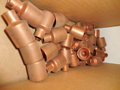 "NIBCO Copper Fitting, 3/4"" x 1/4"" Reducer 15/LOT!"