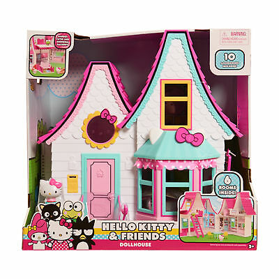 Hello Kitty Doll House- Over 15 Inches Tall