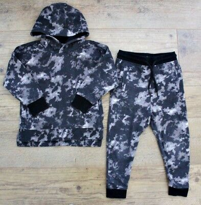 Next Boys Bundle Outfit Grey Black Camo Tracksuit Joggers Jumper Age 3-4 Y 4 Y