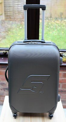 Snapon small roll along suit case .