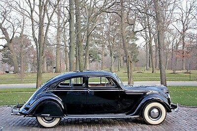 1937 Chrysler Other Airflow Imperial Coupe 1937 Chrysler Imperial Airflow Coupe appears original car
