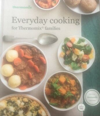 THERMOMIX - Everyday Cooking for Thermomix Families -Book Only