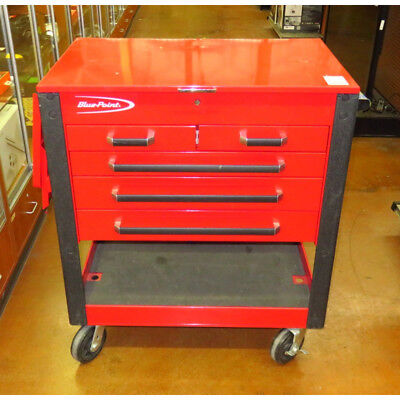 Blue Point Tool Cart >> Blue Point Roll Cart Blue Point Tool Cabinet Krbc50ta Local Pickup