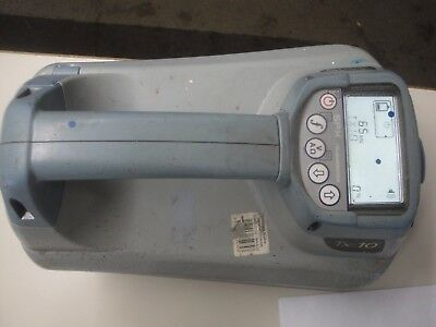 SPX Radiodetection TX-10 Transmitter Cable Pipe Locator 1c