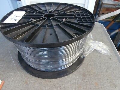 Roll Belden 8241 Black Coax Cable 305Mtr Rg59U 23 Awg 75 Olm 1000Ft