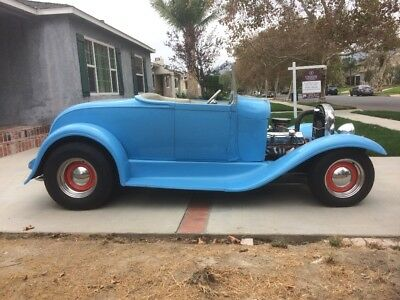 1929 Ford Model A  1929 Ford Roadster, 8450 mileage