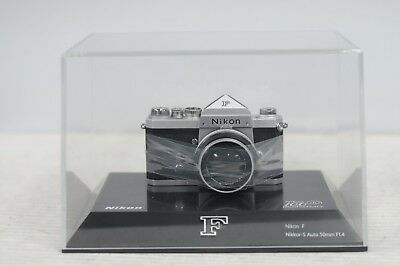 Nikon F  100th Year Anni Subminiature Camera with Display Case & Box