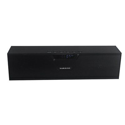 CEStore Sardine Stereo Music Speaker Box , Support TF Card / Micro SD Card and 6