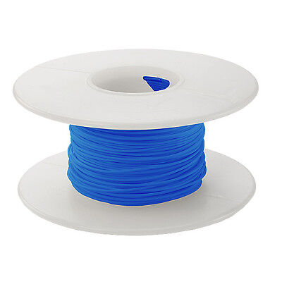 26 AWG Kynar Wire Wrap UL1422 Solid Wiremod type 100 foot spools BLUE NEW!
