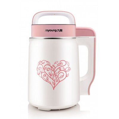 Joyoung Mini Easy-Clean Automatic Soy Milk Maker And Soup Maker DJ06M-DS920SG, 6