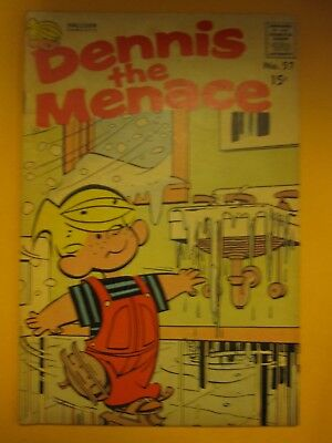 Fawcett The Best of Dennis the Menace No. 29 1965