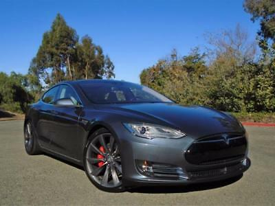 2014 Tesla Model S P85 Performance Plus 2014 Tesla Model S P85 Performance Plus MSRP $129,470* Pristine*