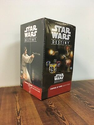 Star Wars Destiny - Empire at War Booster Box - FREE SHIPPING (x)