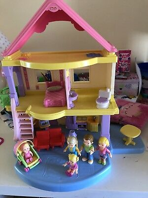 Fisher Price Loving Family My First Dolls House