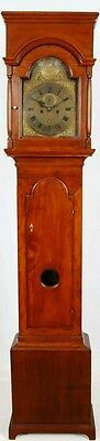 Aaron Miller New Jersey Tall Case Grandfather Clock C.1750