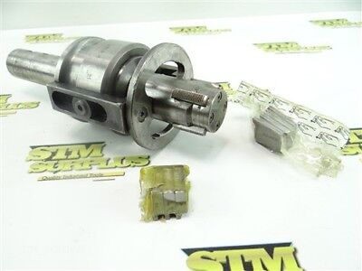 """Trw Precision Tapping Attachment 1-1/4"""" Shank 1-1/4""""-S No.k76364 + Inserts"""