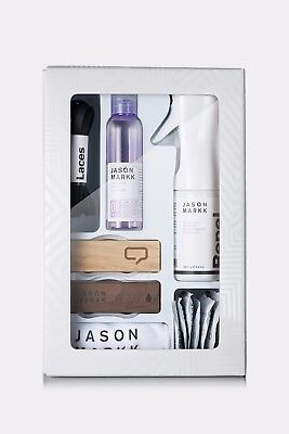 Jason Markk 2017 Holiday Box Premium Cleaner + Brushes + Wipes + Repel NEW!