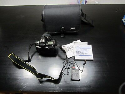 Nikon D70 18-70mm Len, bag, Battery and Charger