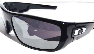 d272c021ffc NEW  OAKLEY CRANKSHAFT Black with Black Iridium Lens Sunglass 9239-01  180