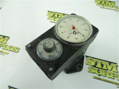 """Trav-A-Dial Model Direct Reading Dial Indicator .001"""""""