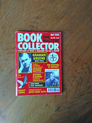 book magazine collector, no194. May 2000. Graham Greene, Festival of Britain,