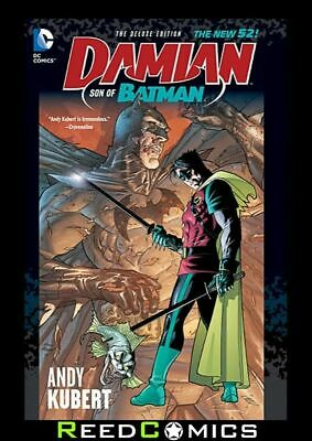 DAMIAN SON OF BATMAN DELUXE EDITION HARDCOVER Collect 4 Part Series, Batman #666