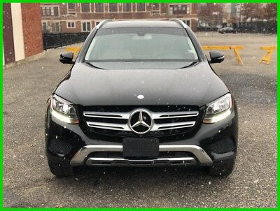 2016 Mercedes-Benz GLC-Class GLC 300 4x2 (A9) 2016 GLC 300 4x2 (A9) Used Turbo 2L I4 16V Automatic RWD SUV Premium