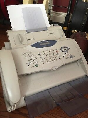 Brother IntelliFax 2800 Fax Machine EUC