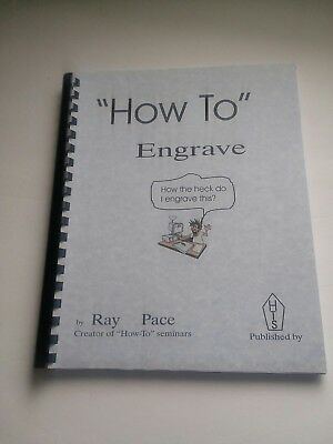 For WIZZARD and  engravers. Best How-To engrave book ever written. 121 pages.
