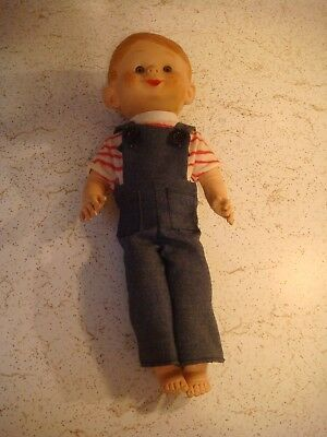 Vintage Dennis the Menace doll from the 1950s