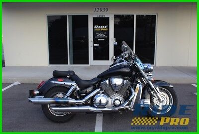 Honda VTX™ 1800R  2002 Honda VTX 1800R Spec 2 1800 BLACK CRUISER AWESOME BIKE