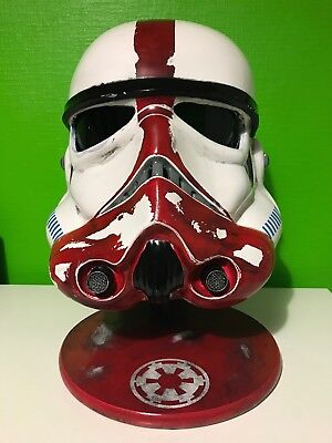 Stormtrooper Incinerarator Helm, Star Wars