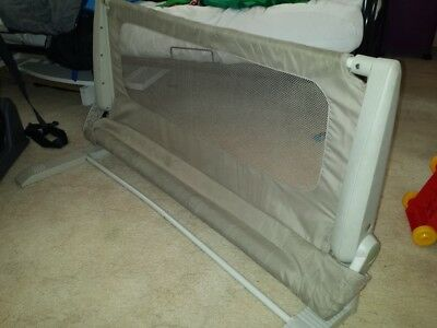 Childs SAFETY 1st Bed Rail Guard Barrier - EUC!