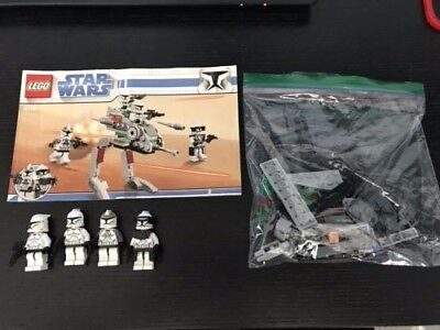 Lego Star Wars Clone Walker Battle Pack 8014 100 Complete With