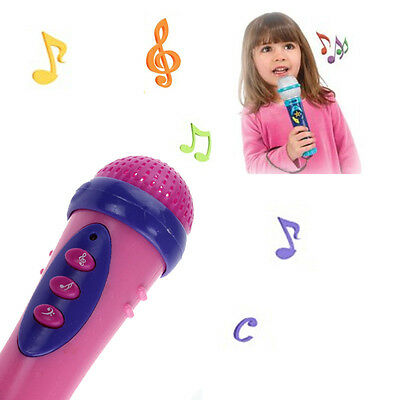 HOT Cute Girls Boys Microphone Mic Karaoke Singing Funny Gift Music Toy