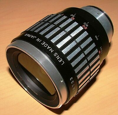 Proskar Anamorphic Lens for 16mm Projection. Exc.