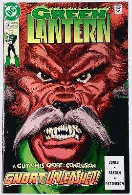 Green Lantern #12 (May 1991, DC) VF/NM