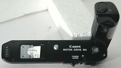 Canon Motor Drive MA in excellent working condition