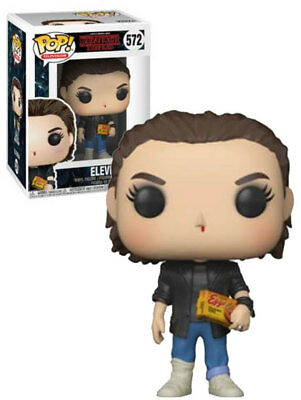 Funko POP! Television Stranger Things #572 Eleven As Punk, New Expected December