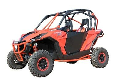Dragonfire Hiboy Doors For Can-Am Maverick Commander UTV 07-2003