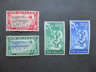 New Zealand Stamps: Singles - 1948 & 1949 - Great Items! (A910)