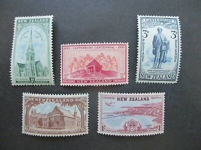 New Zealand Stamps: Singles - 1950 - Great Items! (A912)
