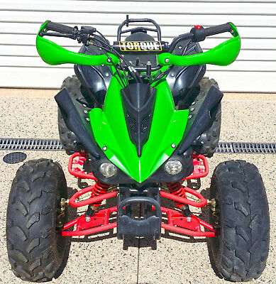 125cc ATV QUAD BIKE MOTOR TRAIL DIRT 4 WHEELER  *FREE DELIVERY 20km Mel GPO