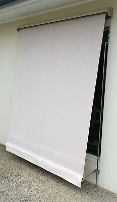 Outdoor window awning / shade / blind 180cm W x 210cm D *Free 20km GPO