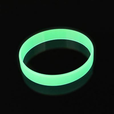 2 x Glow In The Dark LED Flashlight Rubber Tailcap Button Boot Φ13.6 x 6.3mm