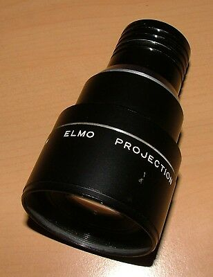 ELMO 20mm f/1.4 PROJECTION LENS