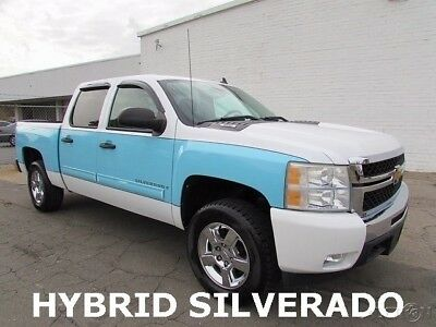 2009 Chevrolet Silverado 1500 1HY 2009 Chevrolet Silverado 1500 Hybrid 1HY Pickup Truck Used 6L V8 16V Automatic