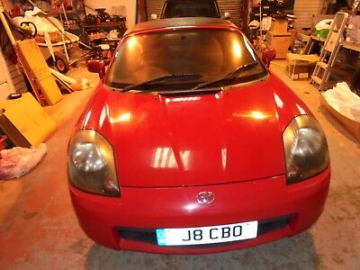Toyota MR2 1.8 VVT-i Manual Convertable Good Condition