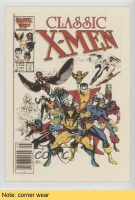 1991 Marvel 1st Covers Series 2 #38 Classic X-Men READ Non-Sports Card 1w9